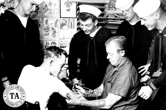 Peter de haan for Tattoo ole copenhagen