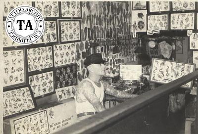Owen jensen for Tattoo shops in utah