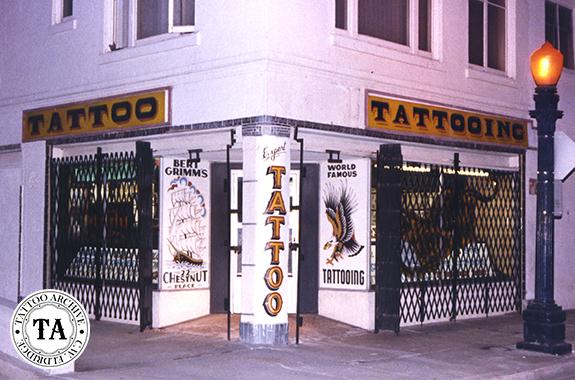 Bert Grimm Tattoo Long Beach Ca