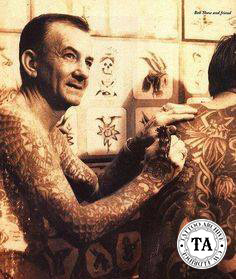 Bob shaw for Tattoo shops in long beach