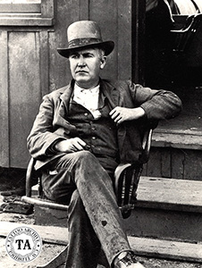 Thomas Edison, himself