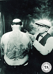 """Brooklyn Joe"" Lieber Tattooing"