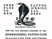 International Tattoo Club